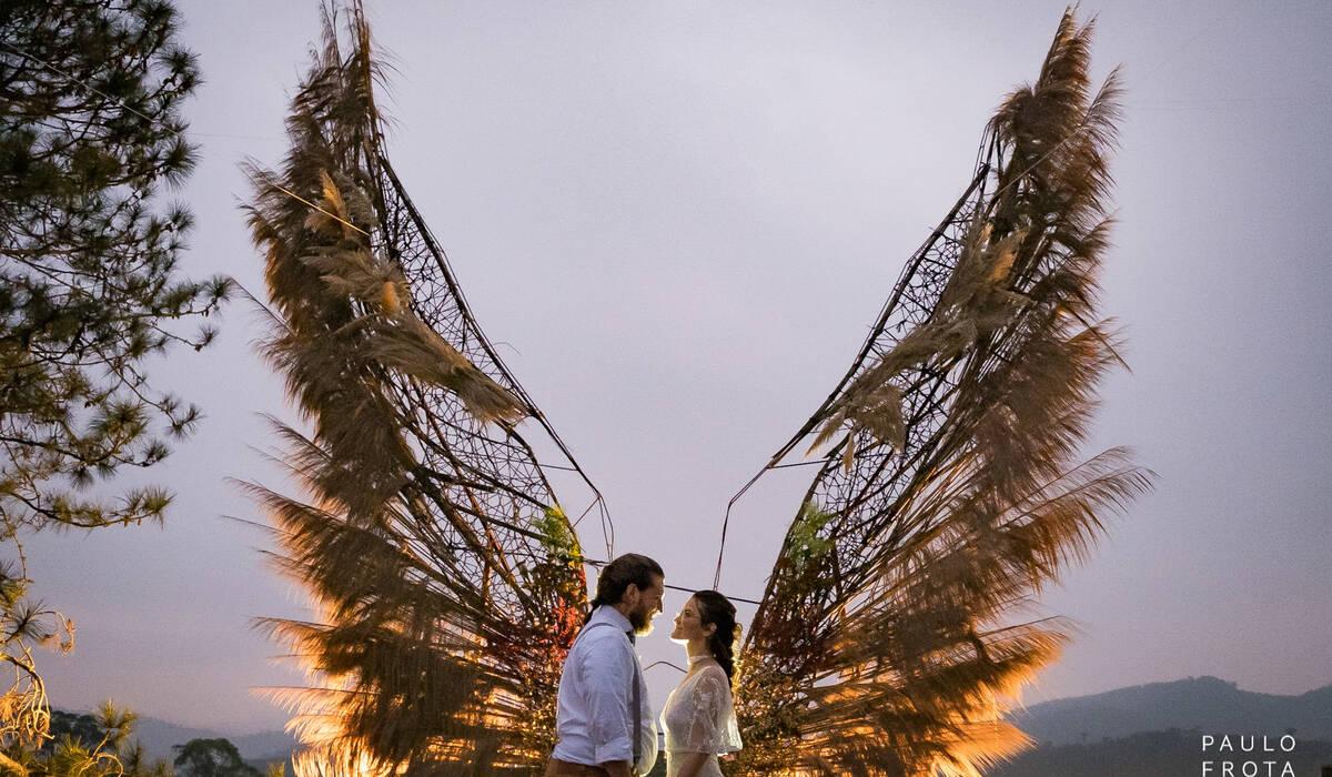 Casamento de Bruna e Pedro