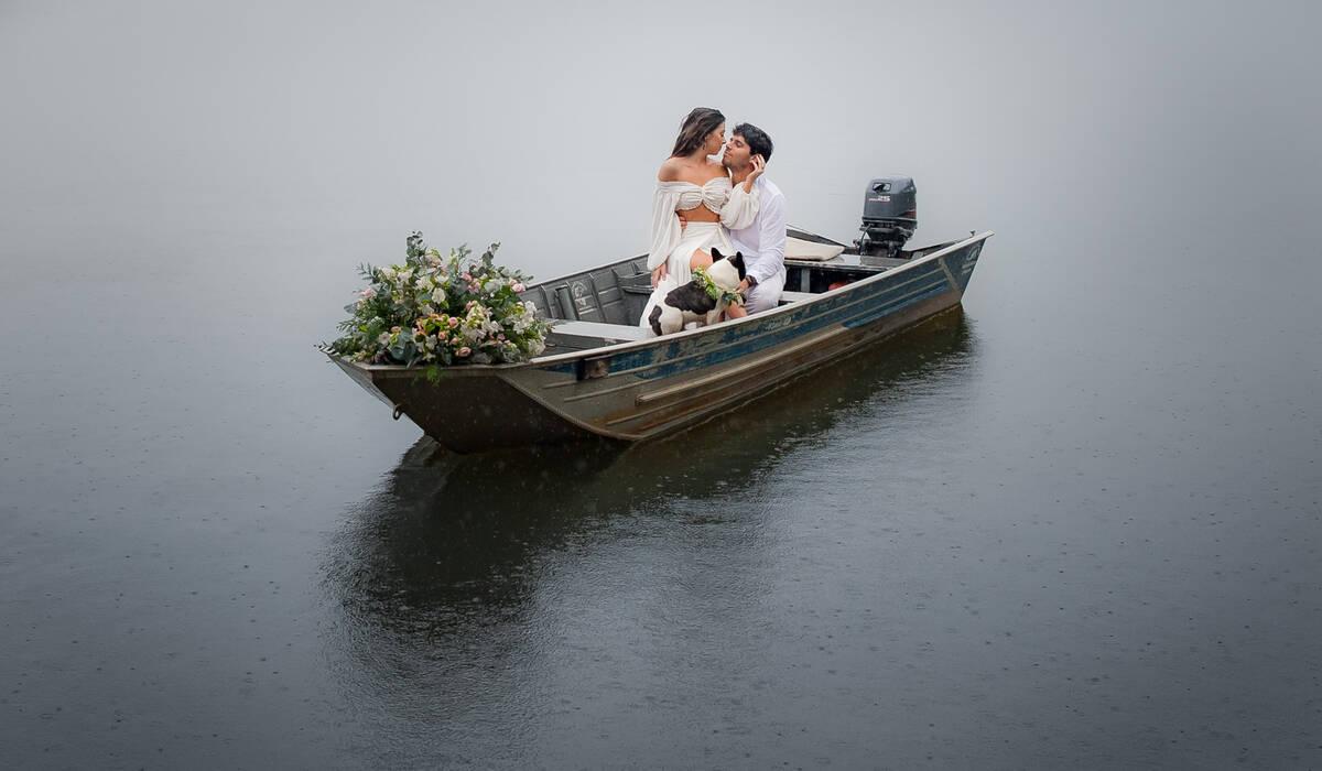 Pré Wedding de Poly e Luiz Carlos