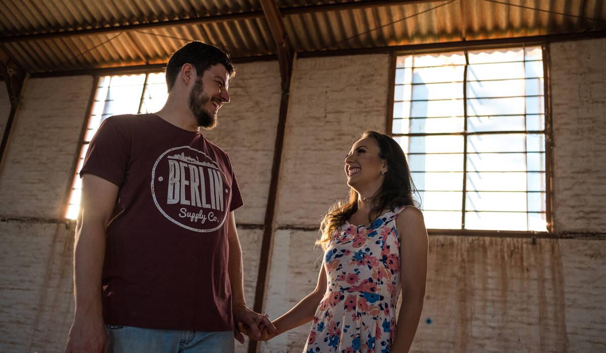 Ensaio de Andressa & Cássio