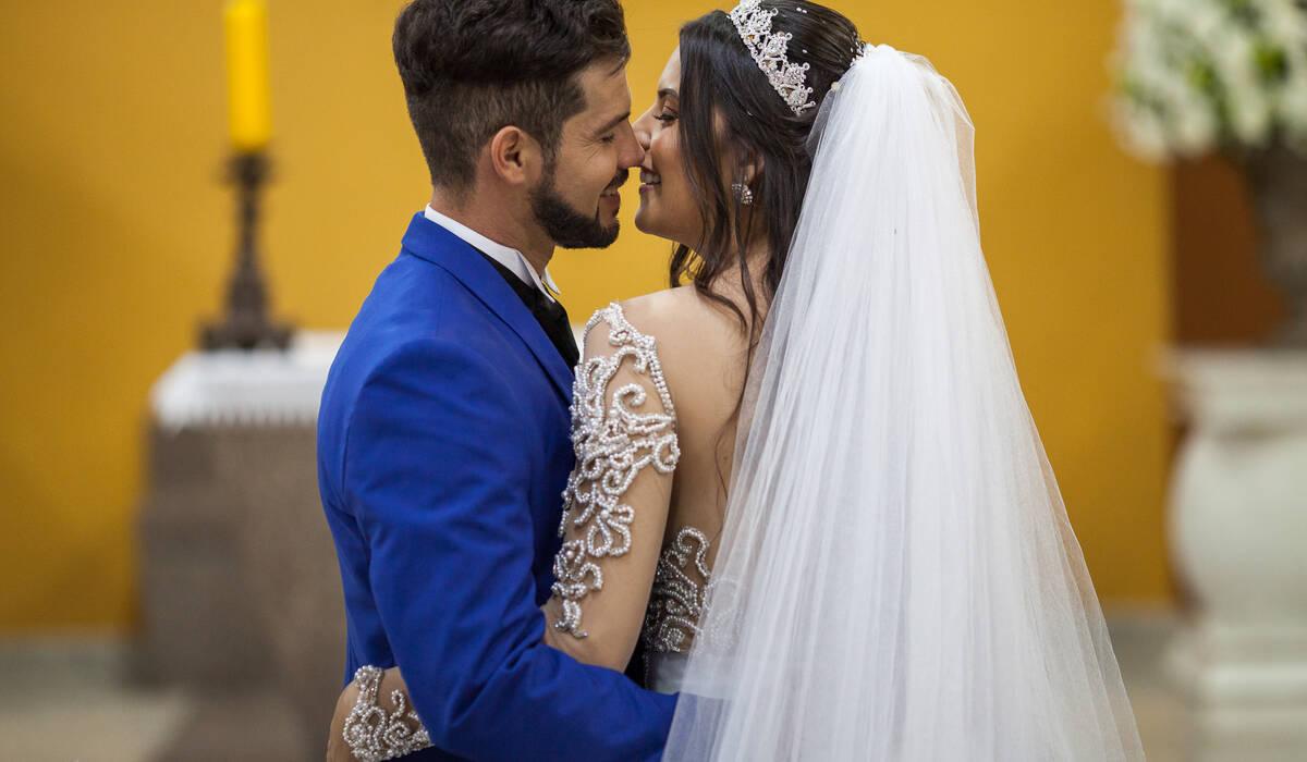 Casamento de Rafaélla e Rogério