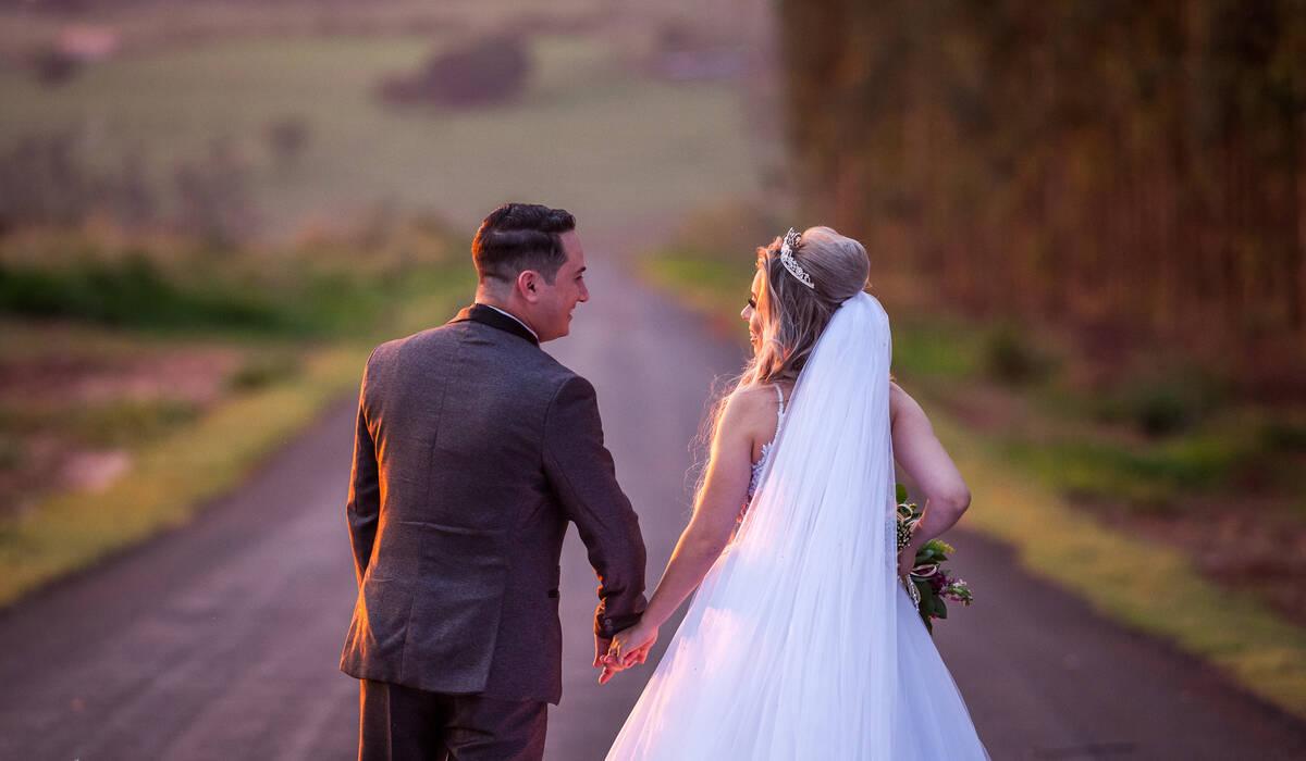 casamento de Tatiane e Rangel