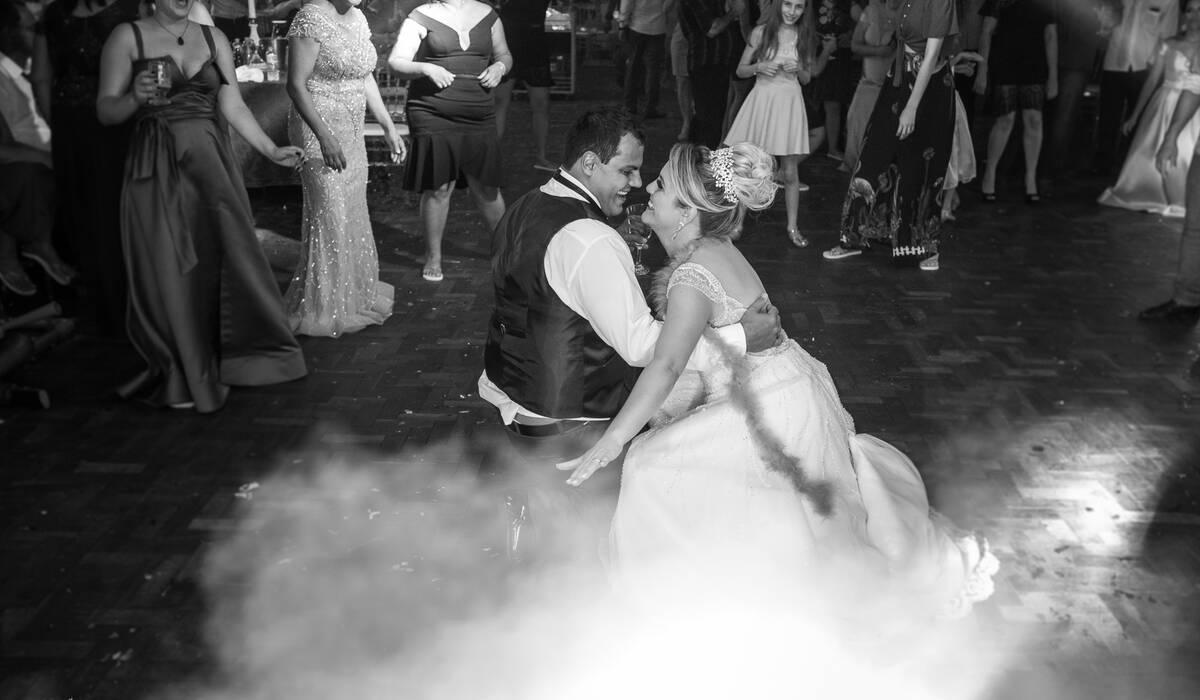 Casamento de Daiane e Alessandro