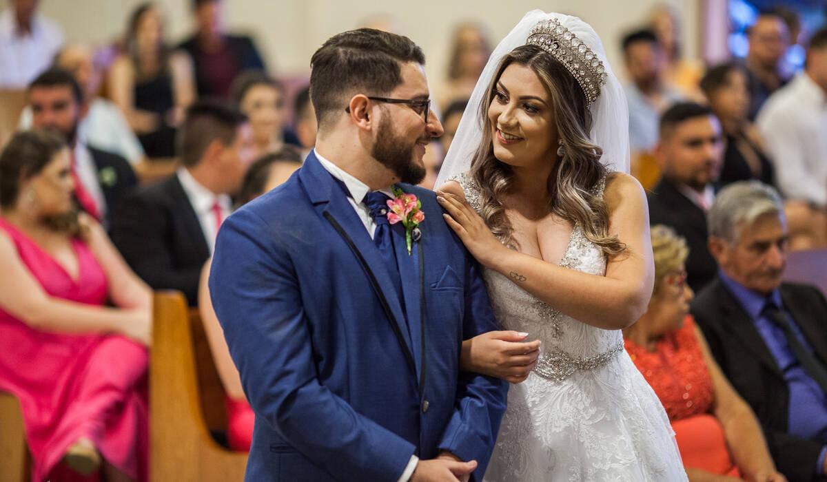 Casamento de Camila e Renan
