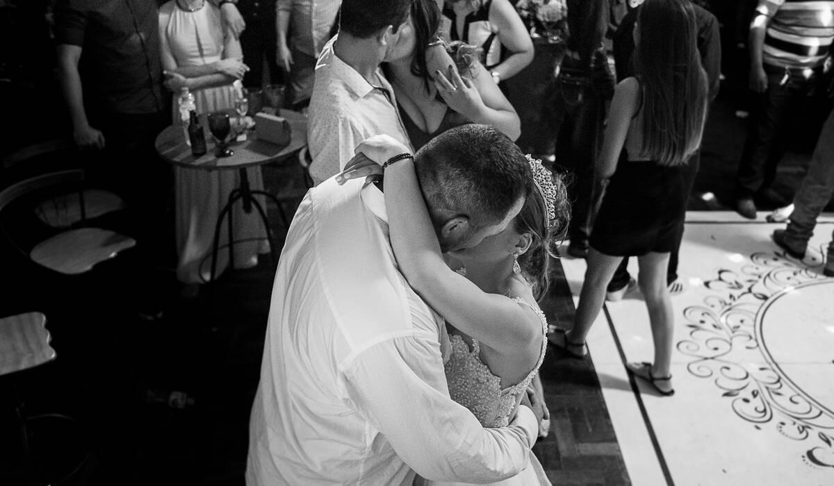 Casamento de Nadia e Vicente
