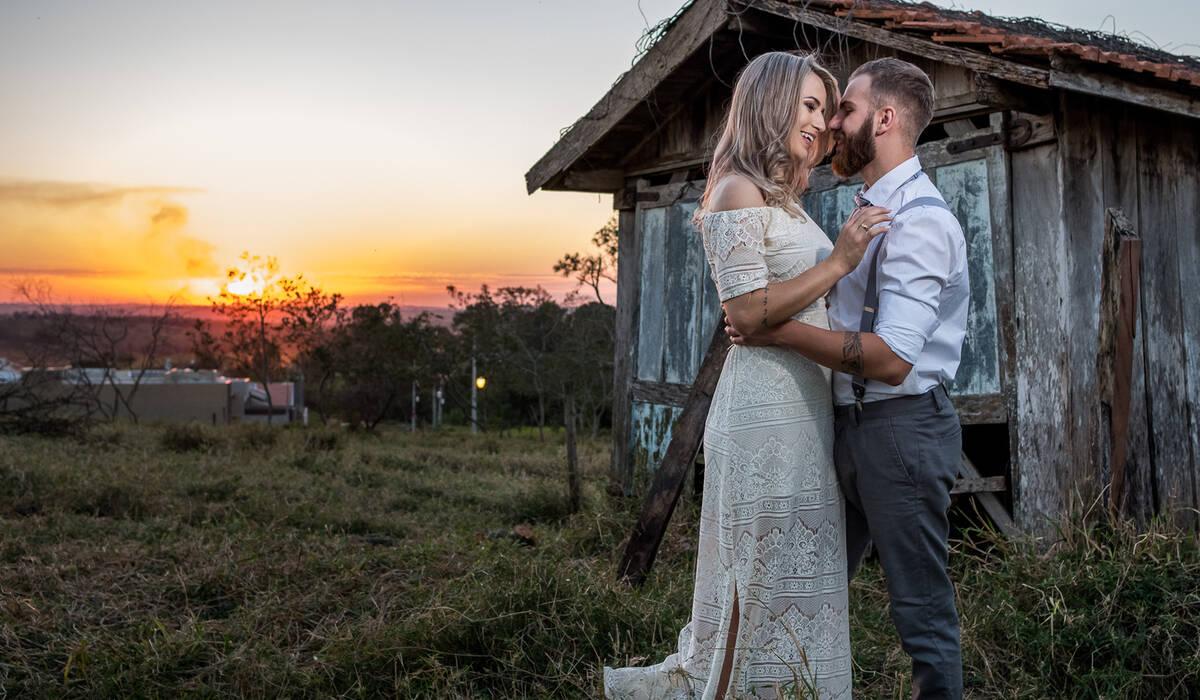 Ensaio Pré Wedding de Adriana & Léo