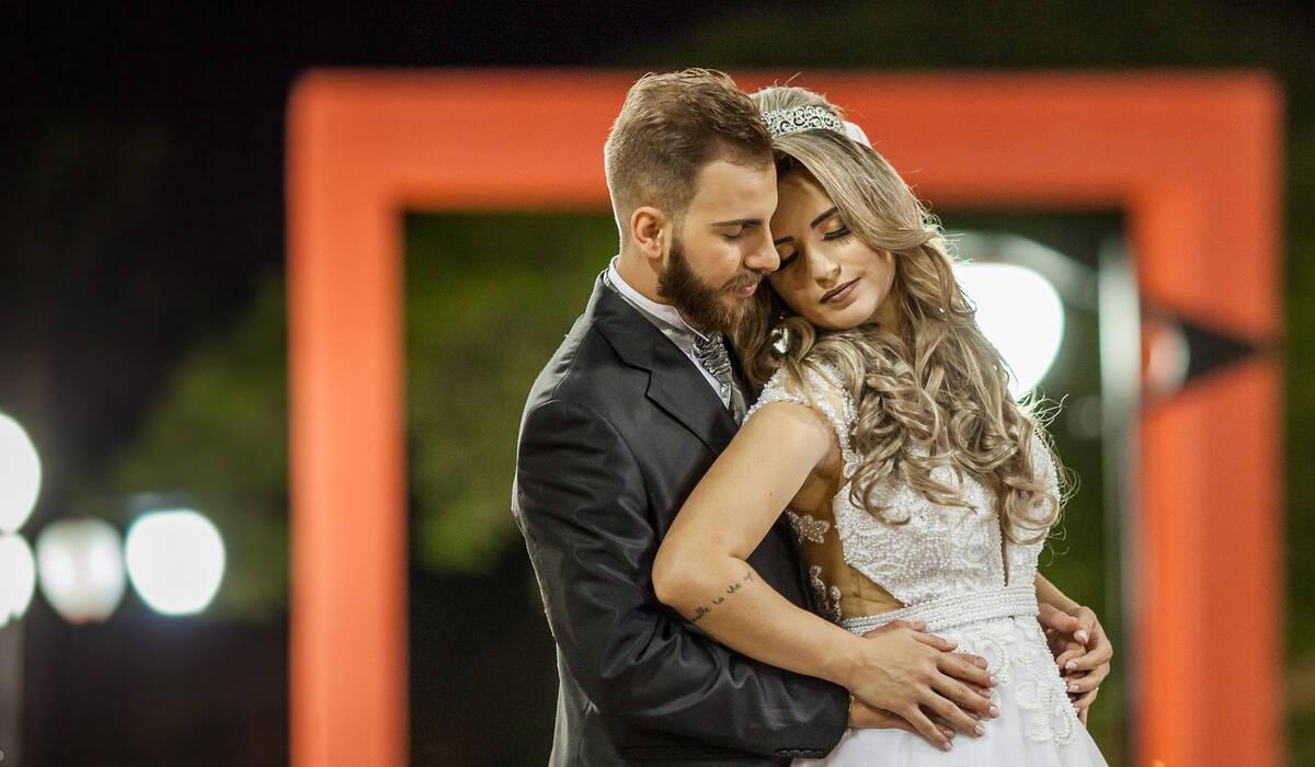 Casamento de Adriana & Léo