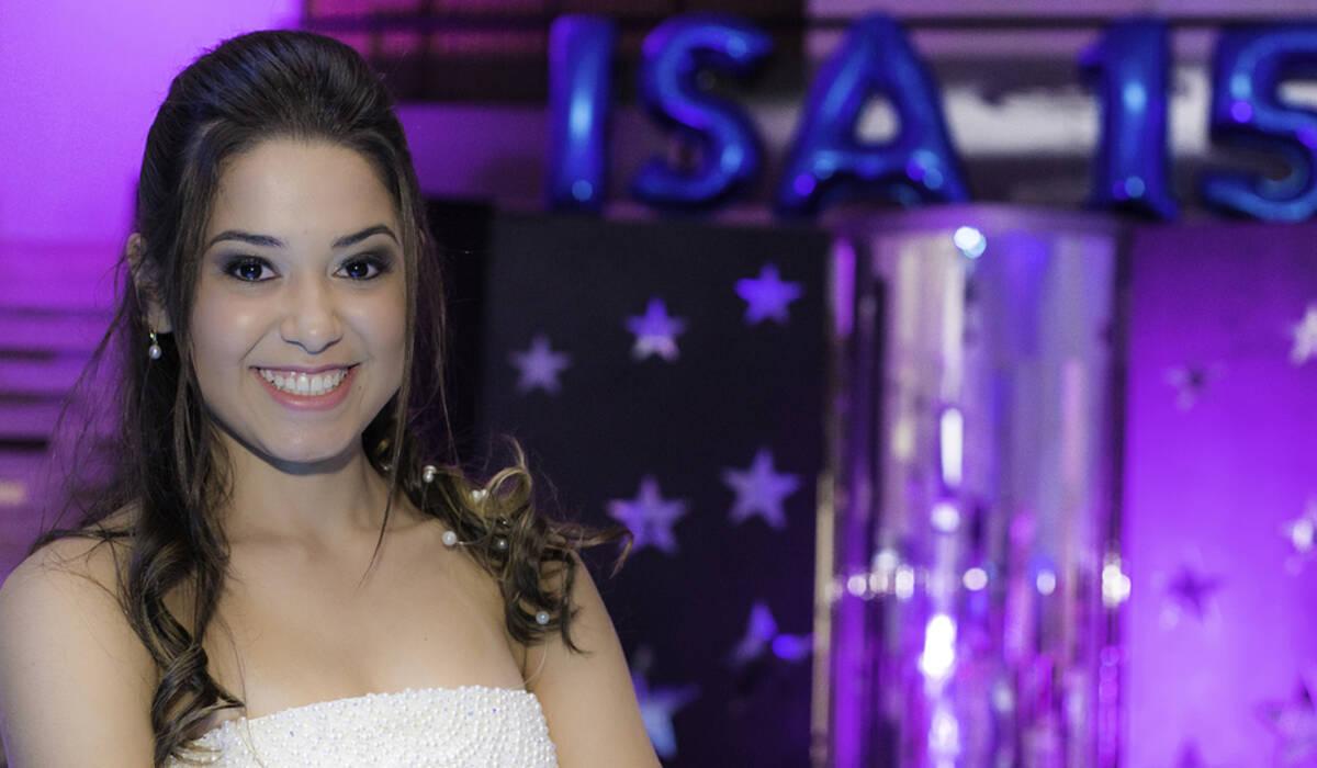 Debutante de Isadora 15 anos