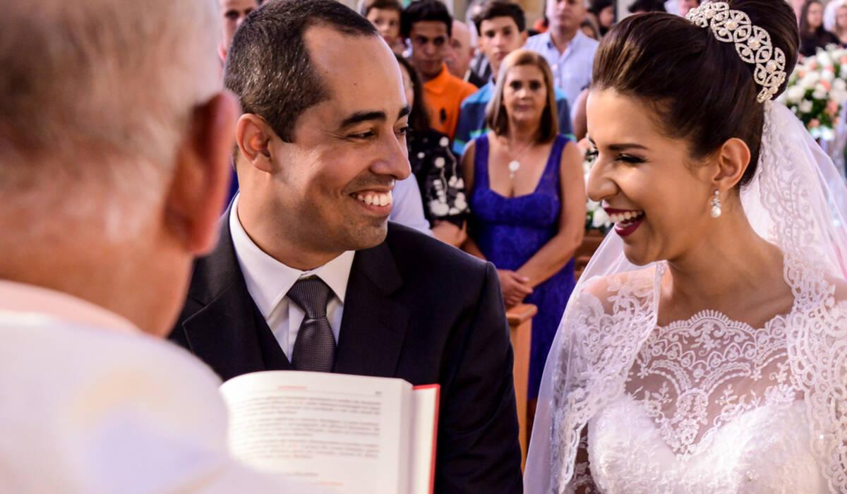 Wedding de Daniel e Érika