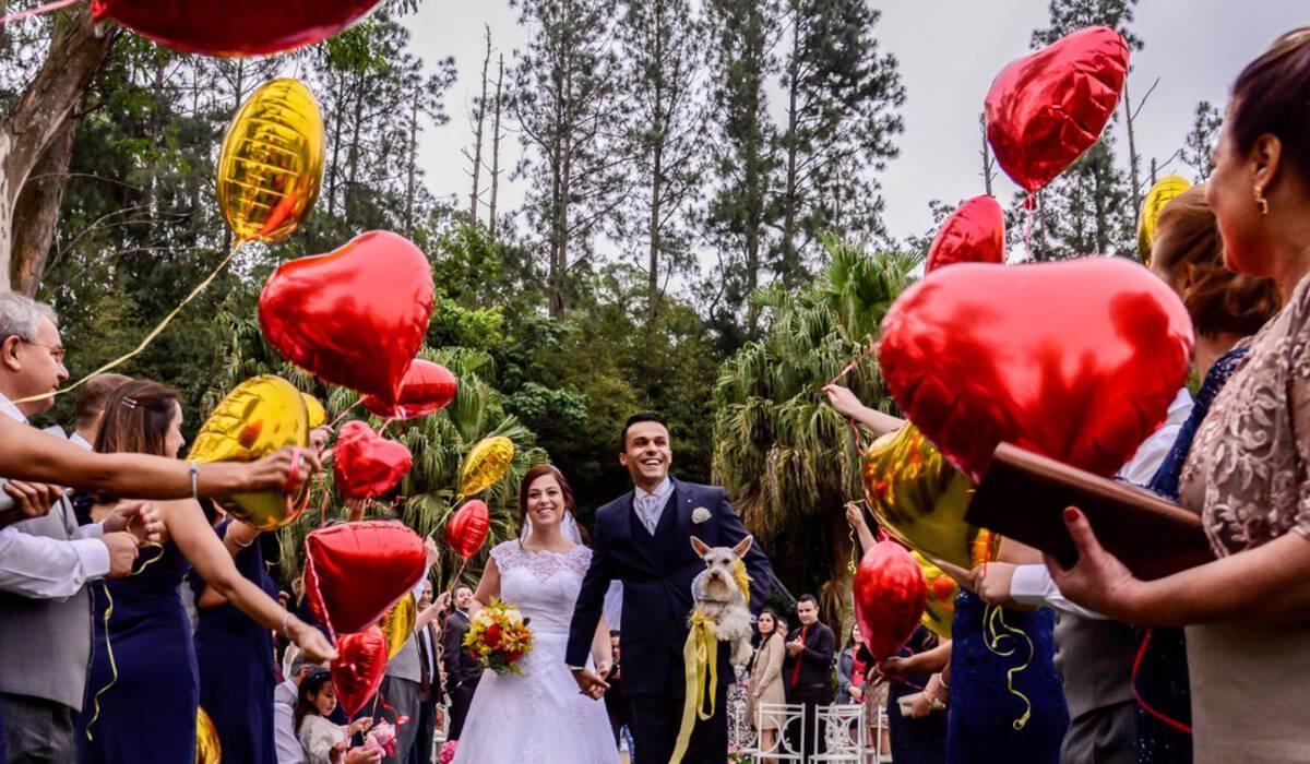 Wedding de Fernando e Aline