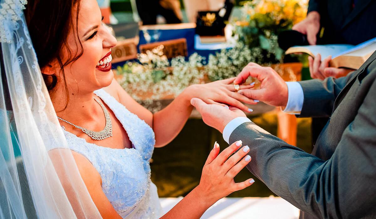 Casamento de KÉSIA & GILSON