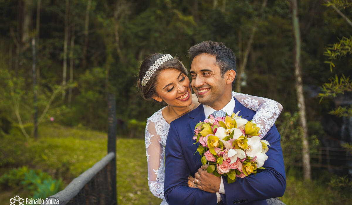 Casamento de Marcela e André