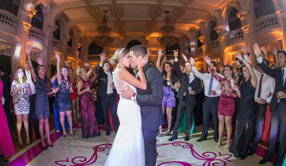 Casamentos de Elisa e Rafael