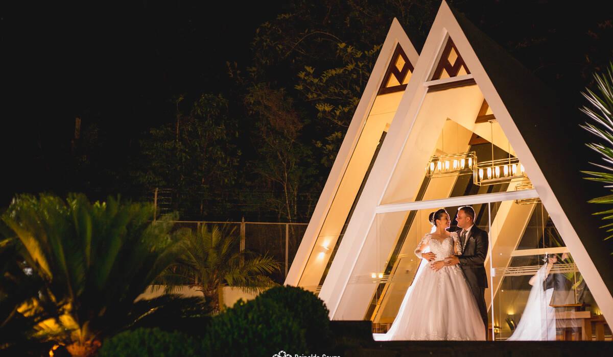 Casamento de Débora e Thairen