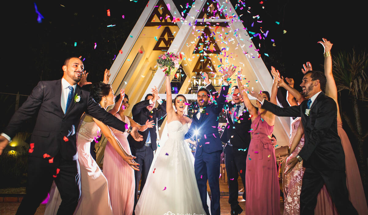 Casamento de Thais e Luan