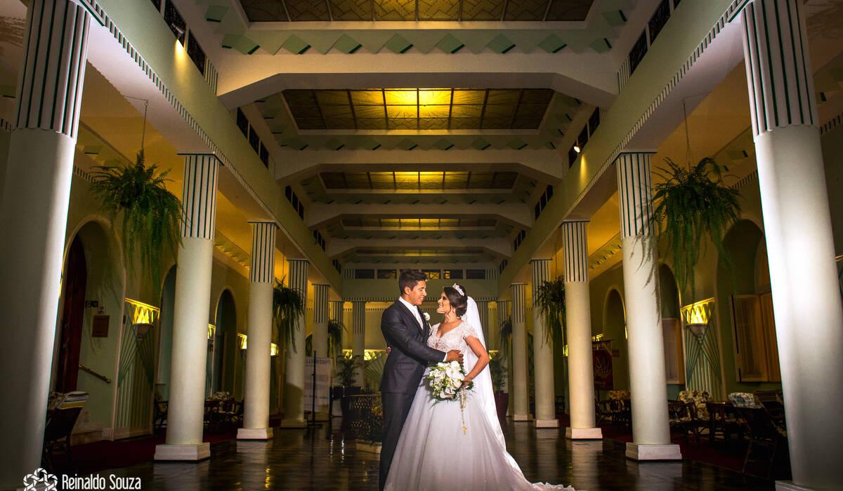 Casamento de Priscila e Christopher