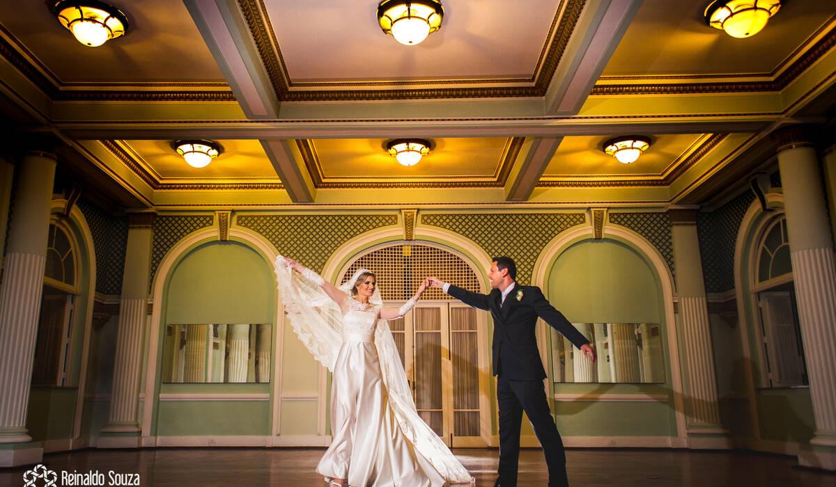 Casamento de Bárbara e Felipe