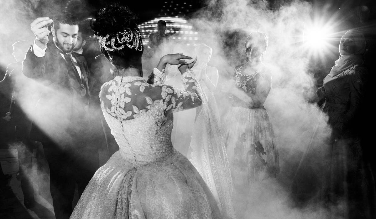 Casamento de Lila e Ali