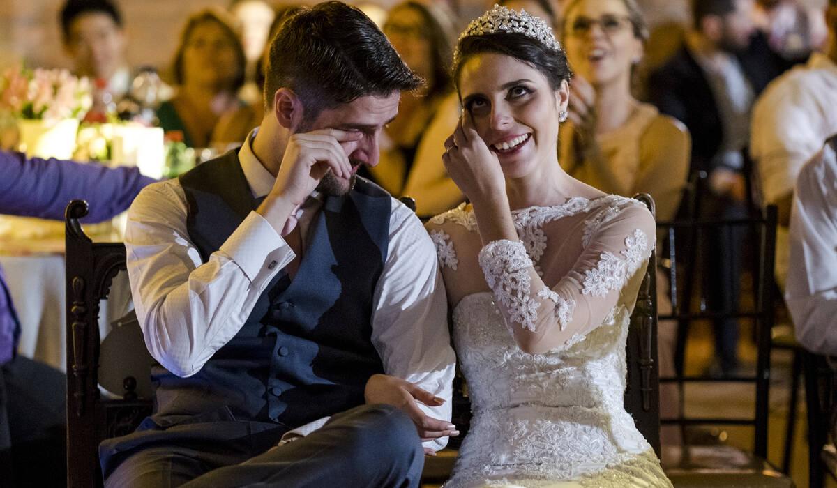 Casamento de Ana Beatriz e João