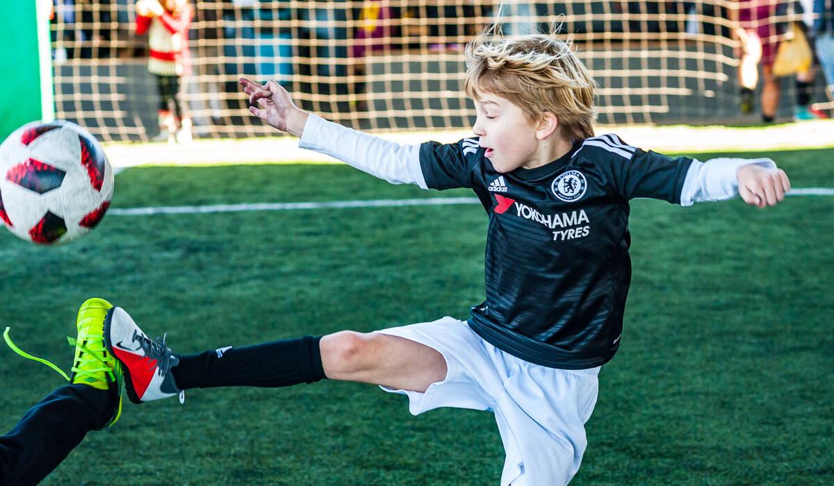 Aniversário Futebol de João Pedro