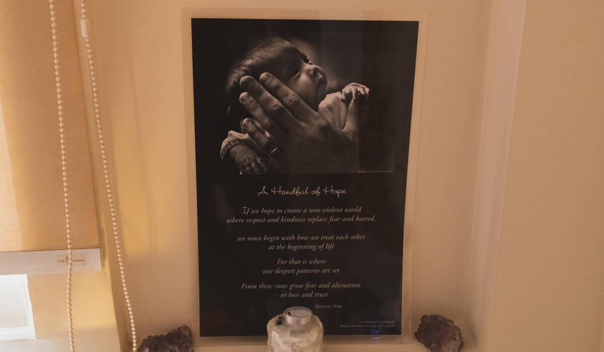 A Handful of Hope - Um punhado de esperança de
