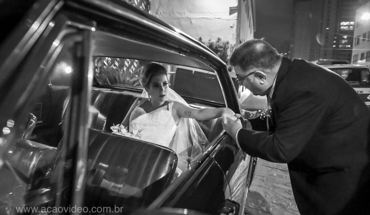 Casamento de TATIANI E FELIPE