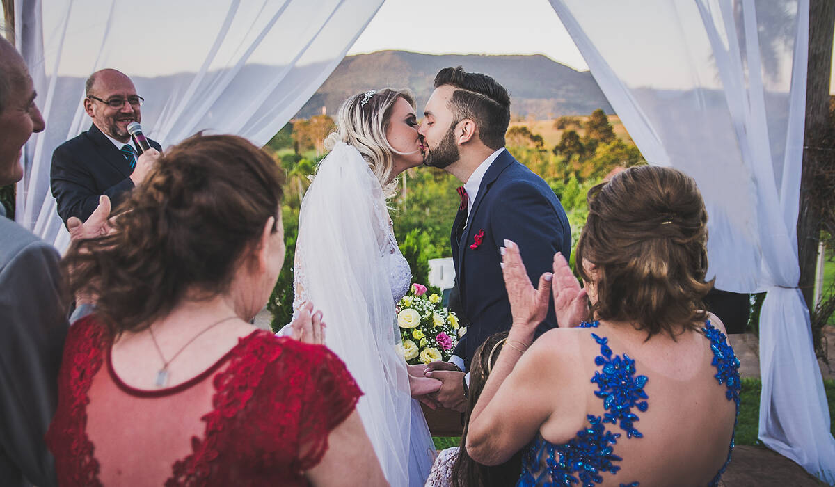 Casamento de Juliana & Rodrigo