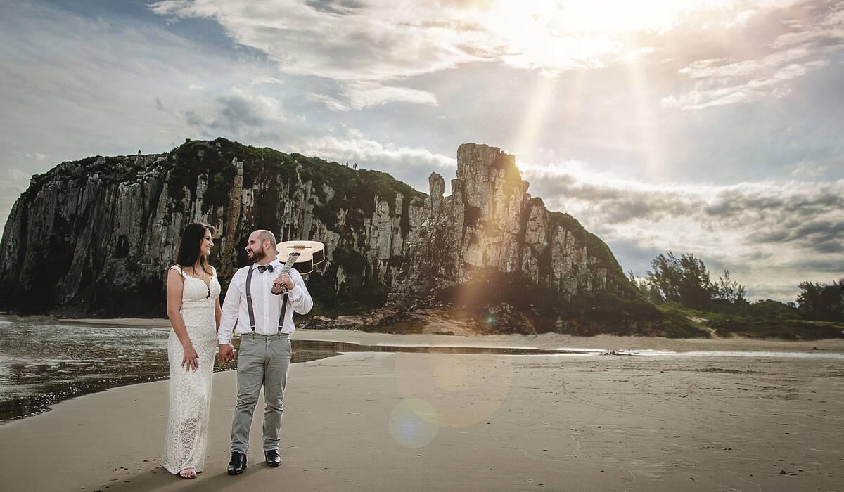 Ensaio Fotográfico de Pré wedding