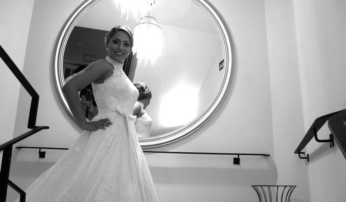 Dia da Noiva de Amanda
