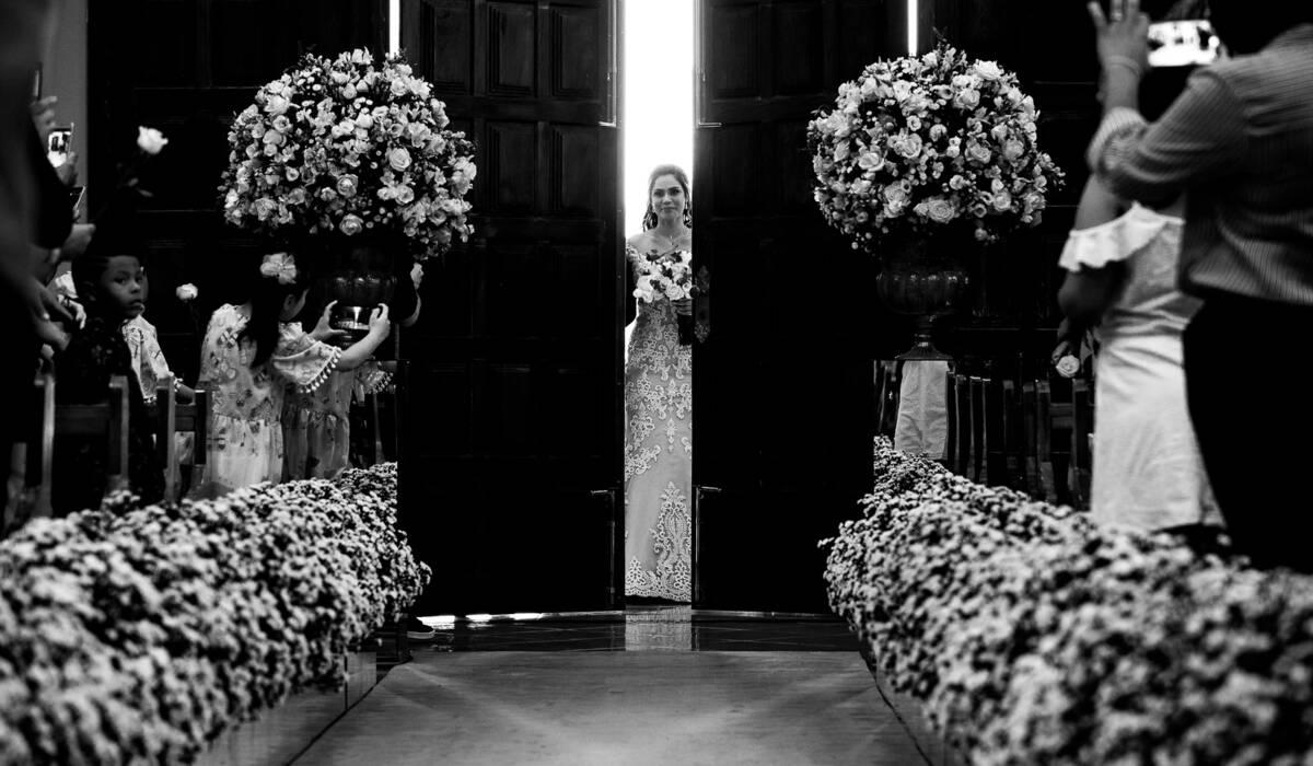 Casamento de Thatiane e Fabricio