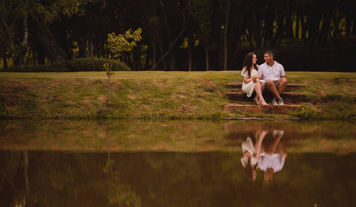 Ensaio de Jessica e Renan