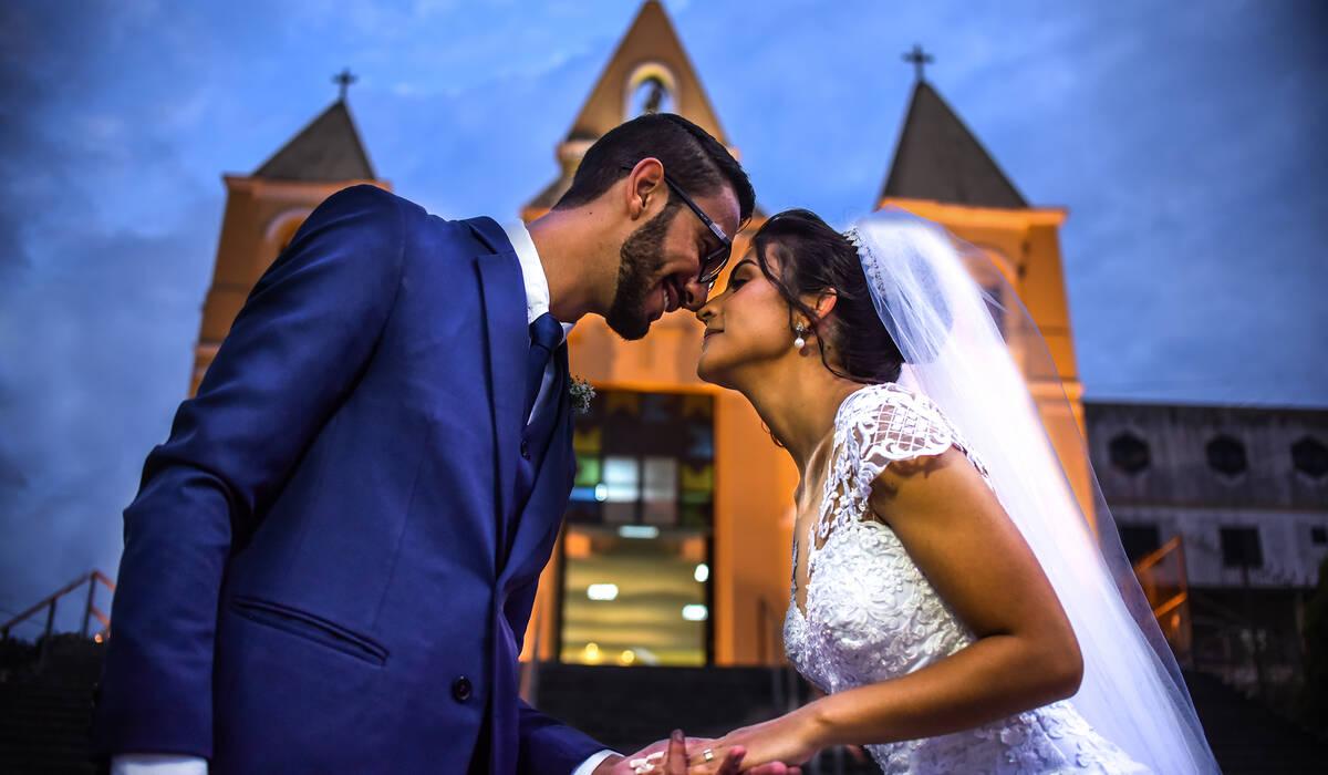 Casamento de Maíla e Augusto