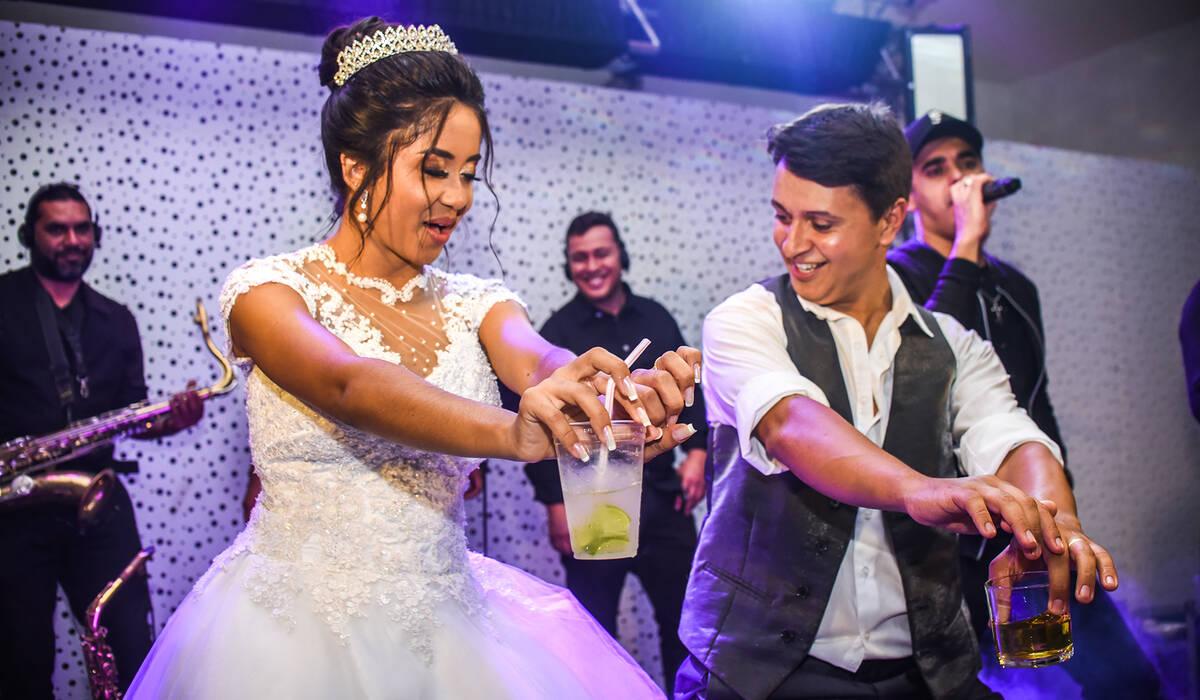 Casamento de Rita e Alex