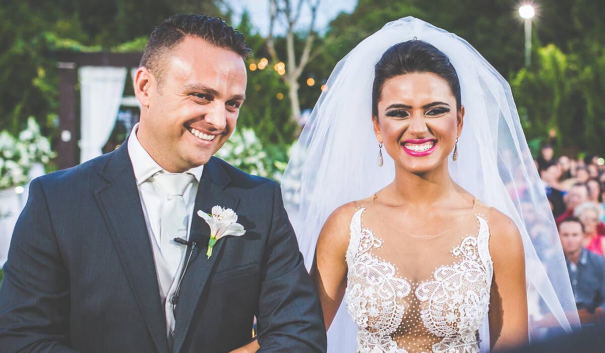 Casamento de Nati e marcio