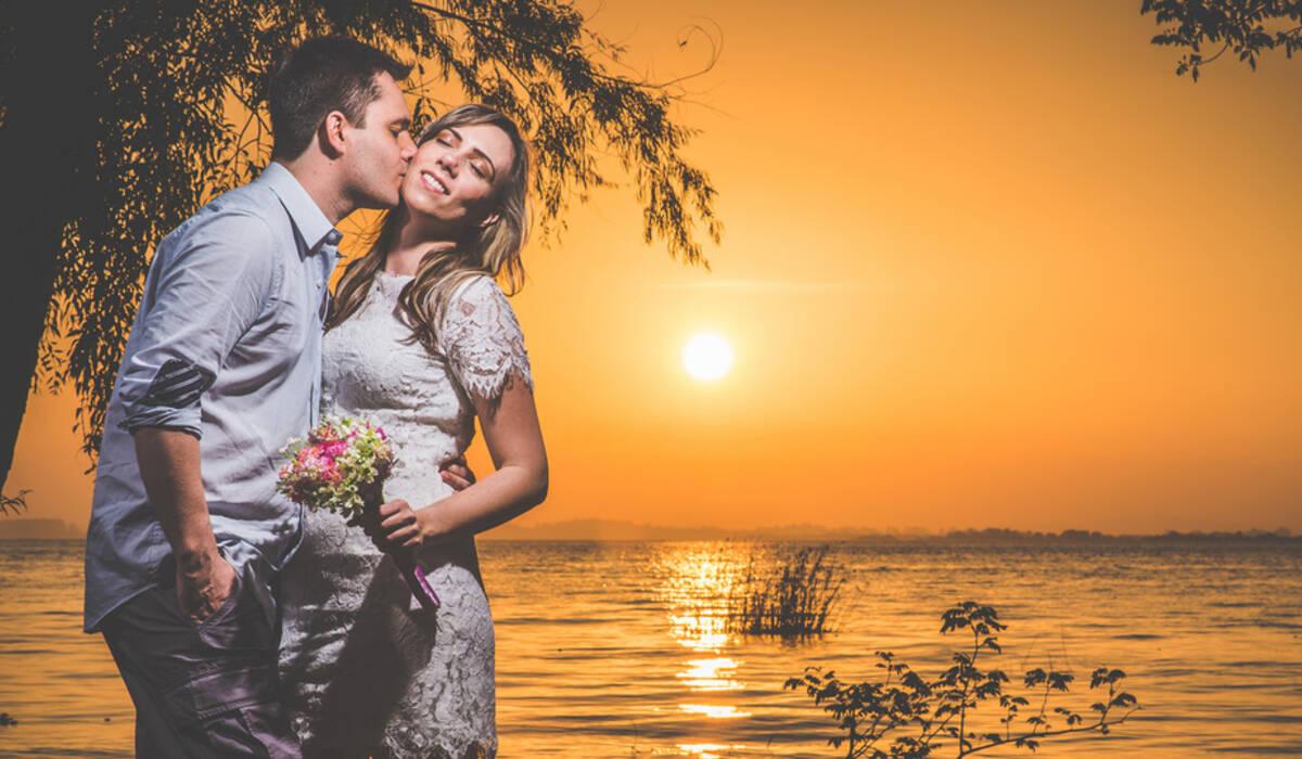 Pré-wedding de Juliana e vitor