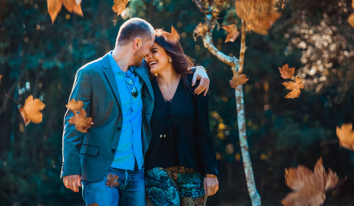 Pré-wedding de Tanise e Rafael