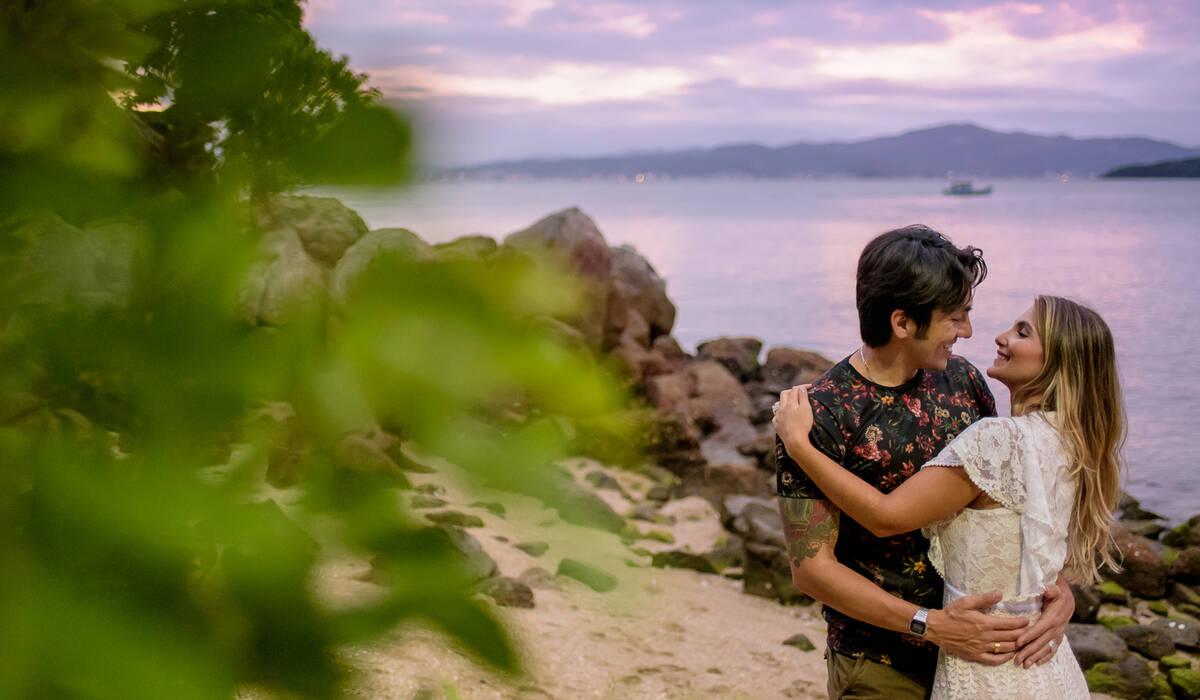 pre-casamento de Fernanda e Fernando
