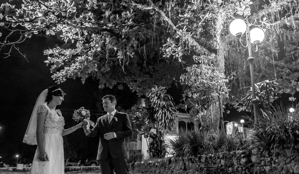 Casamento de Larissa e Leonardo