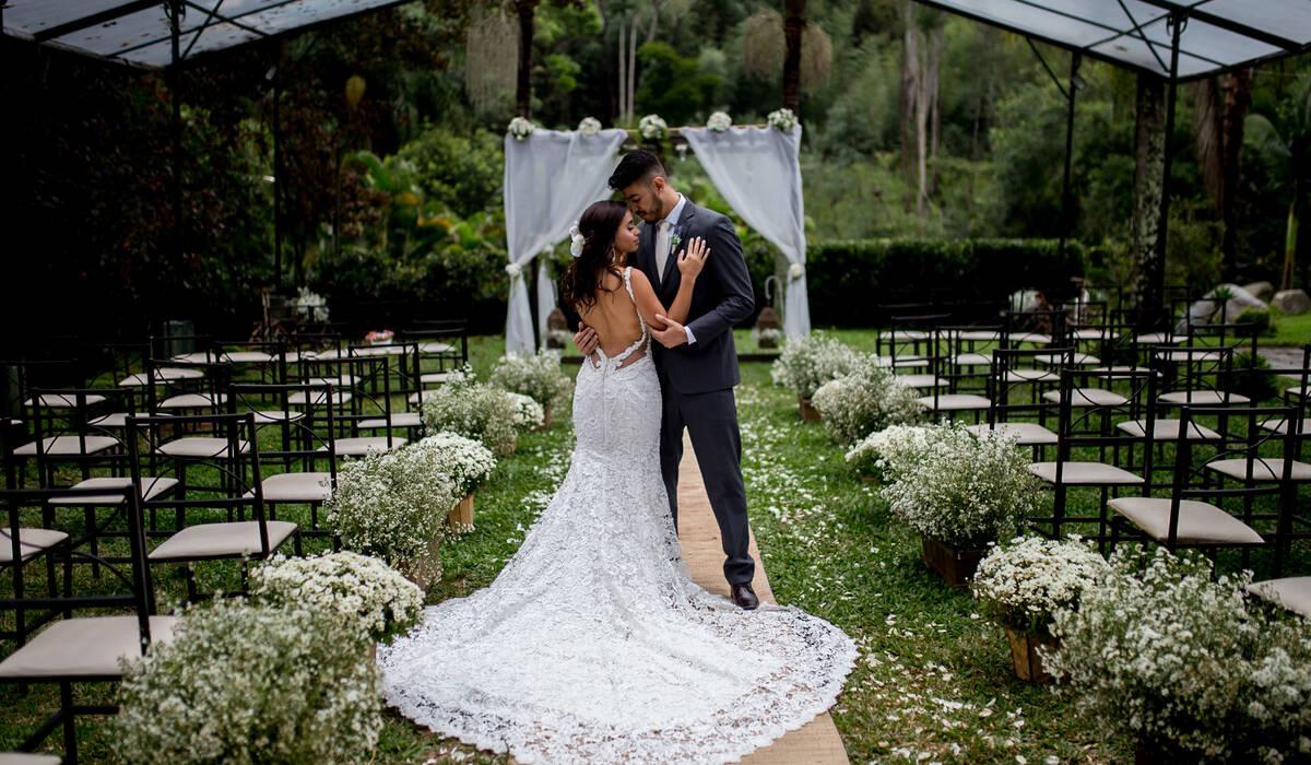 Casamento de Sara e Dan