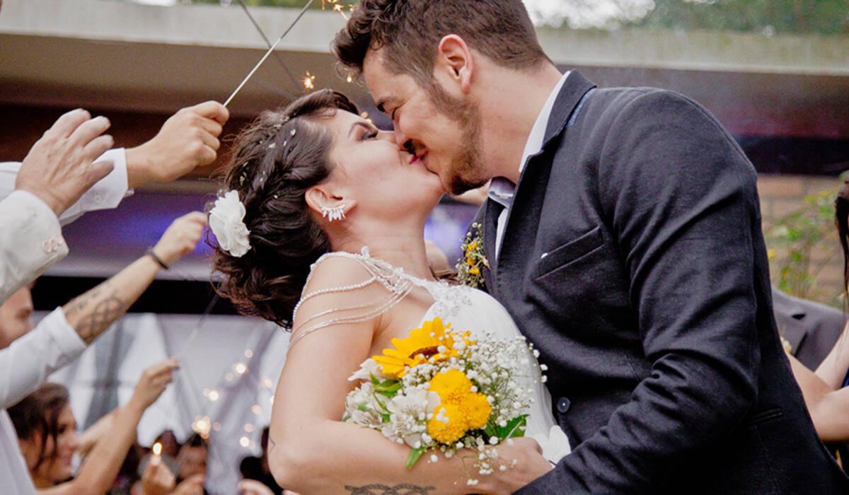 Casamento de Juliana e Lucas