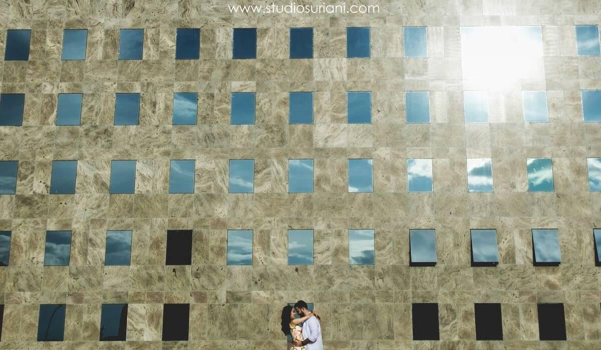 Pré - casamento de Karina + Leandro