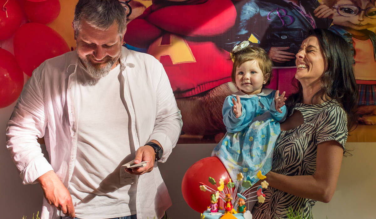 Festa Infantil de 1 ano Sophie