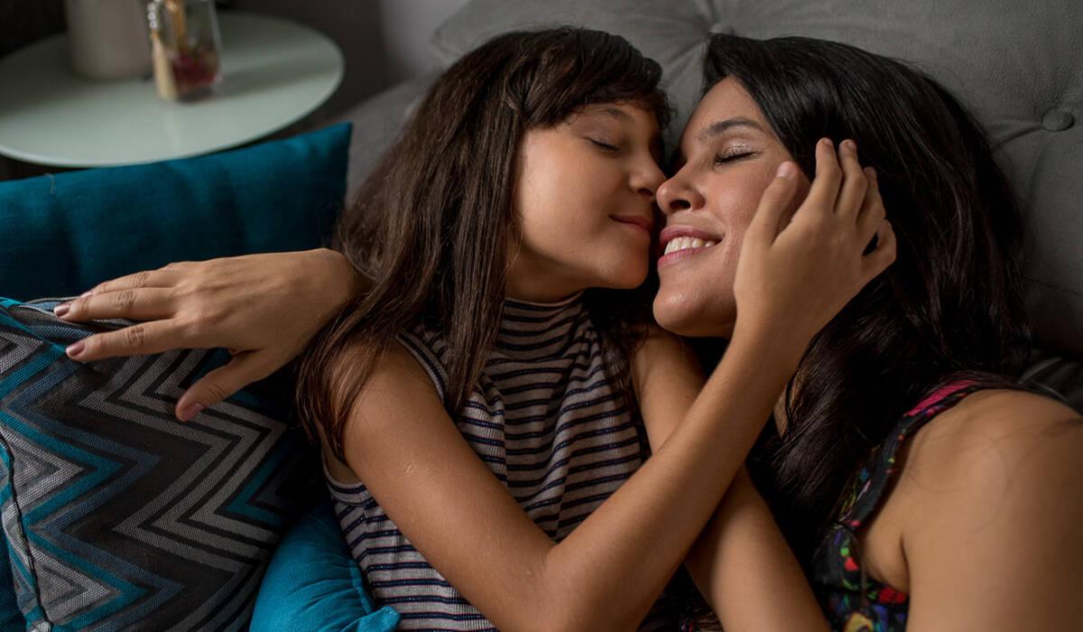 Ensaio Família de Ensaio Marcella e Luise