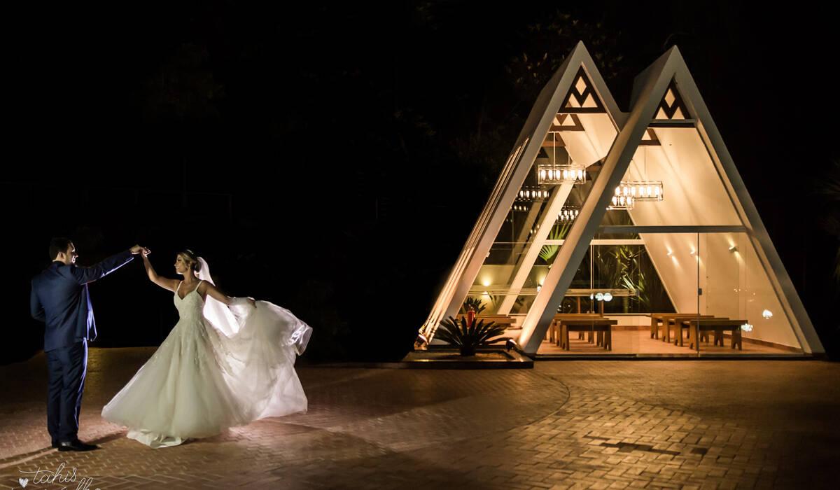Fotos de casamento de Gabriela e Fausto