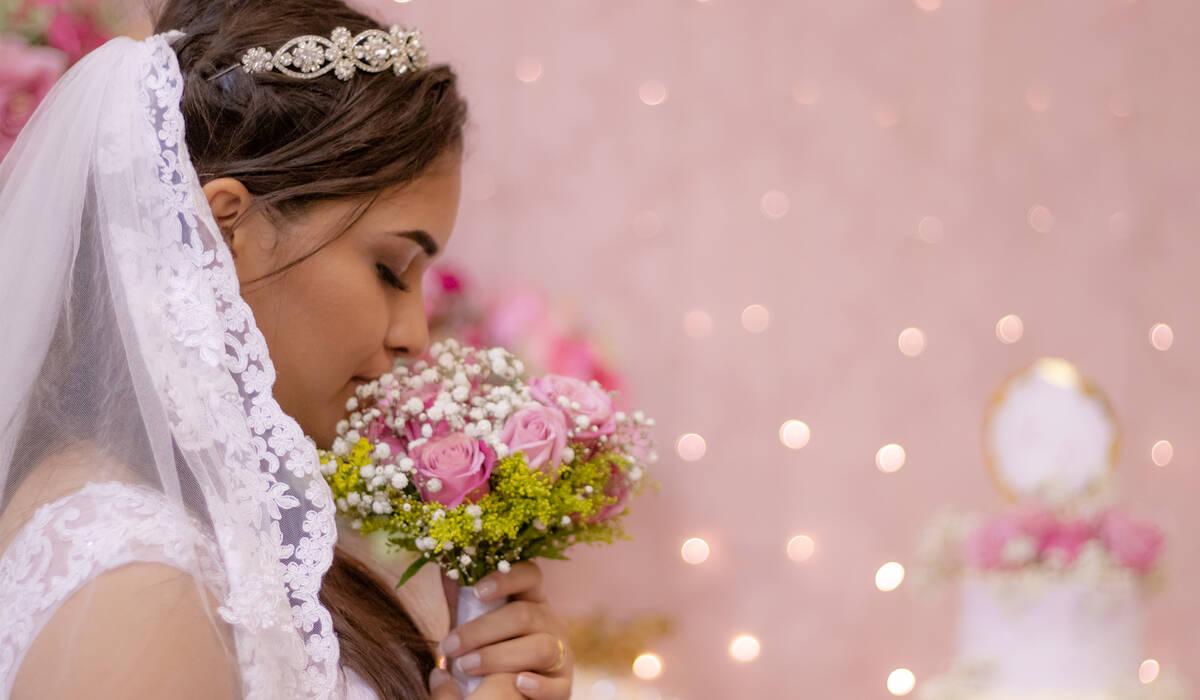 #casamento de Lidiane e Damião
