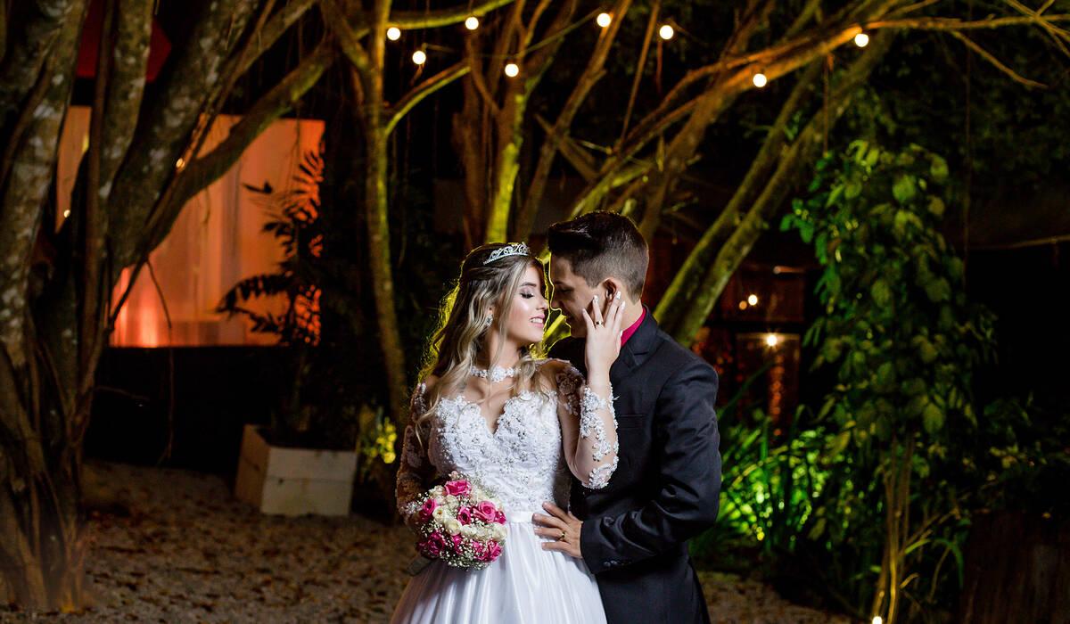Indaiá Eventos de Wedding Maria e José