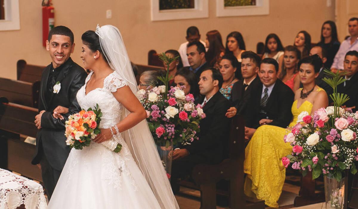 Fotografia de Casamento em Itamarandiba de Zilma e Edson