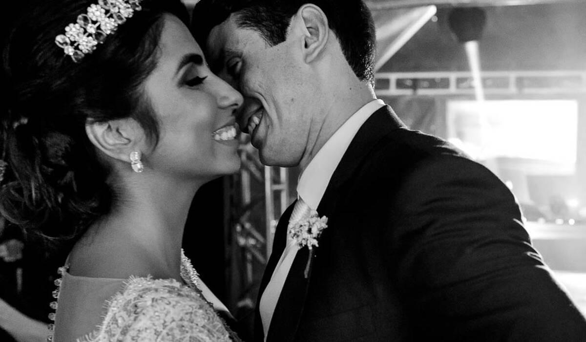 Casamento de Marylin e Joey