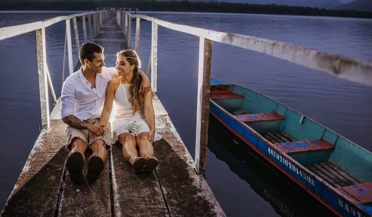 ENSAIO PRÉ WEDDING de LAIS E RAFAEL