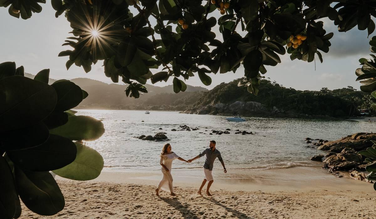 PRÉ WEDDING de ANA PAULA E RICARDO