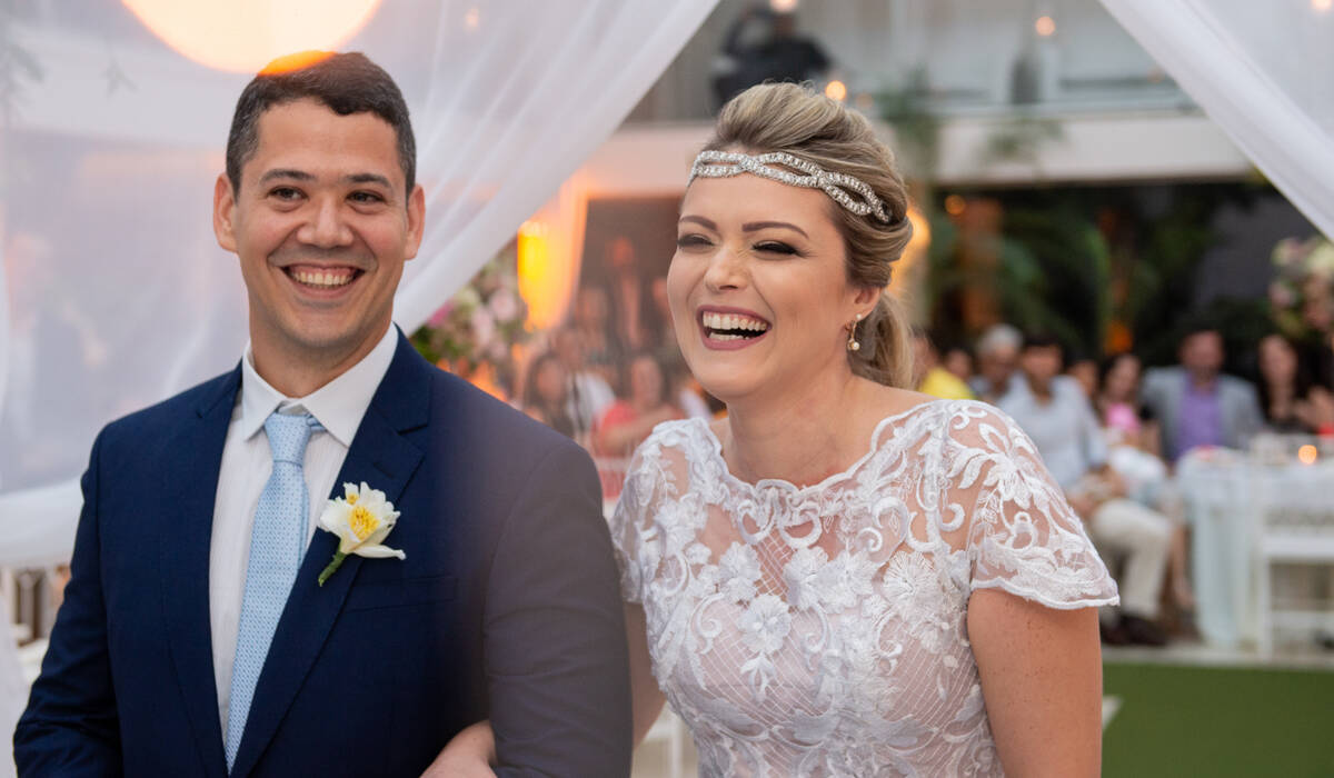 Casamento de Rafaela e Moshe